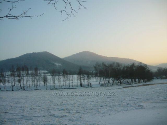 Ohře a Doupovské hory