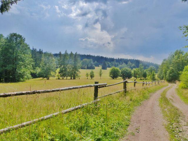 Svoboda nad Úpou - Zlatá cesta v PP Sluneční stráň