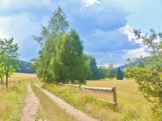 Svoboda nad Úpou - Zlatá cesta nad PP Sluneční stráň