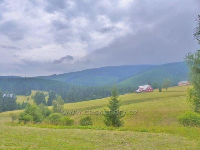 Horní Malá Úpa - údolí Smrčí