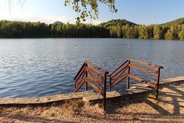 Koupaliště u Radvaneckého rybníka