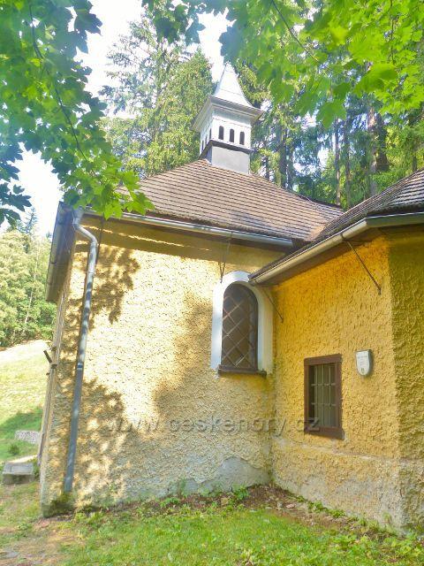 Horní Maršov - kaple sv.Anny