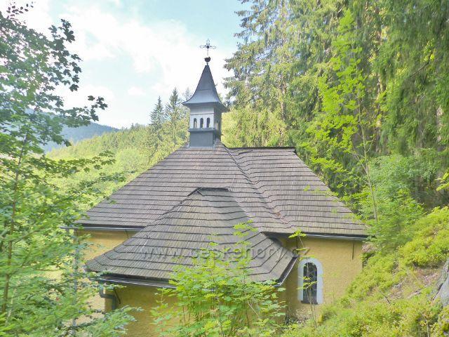Horní Maršov - kaple sv. Anny