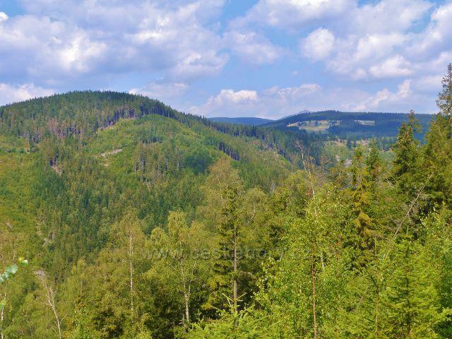 Horní Maršov - Červený vrch, 962 m.n.m.
