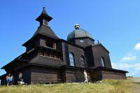 Kaple sv. Cyrila a Metoděje.