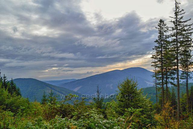 Výhledy z Lysé hory