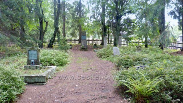 Kristiánov, hřbitov