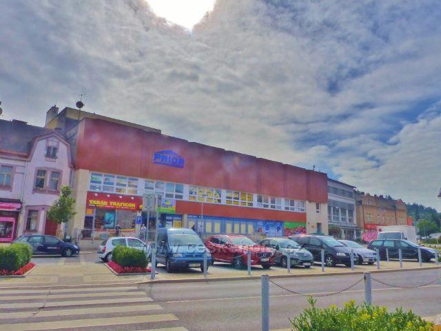 Semily - obchodní dům Prior