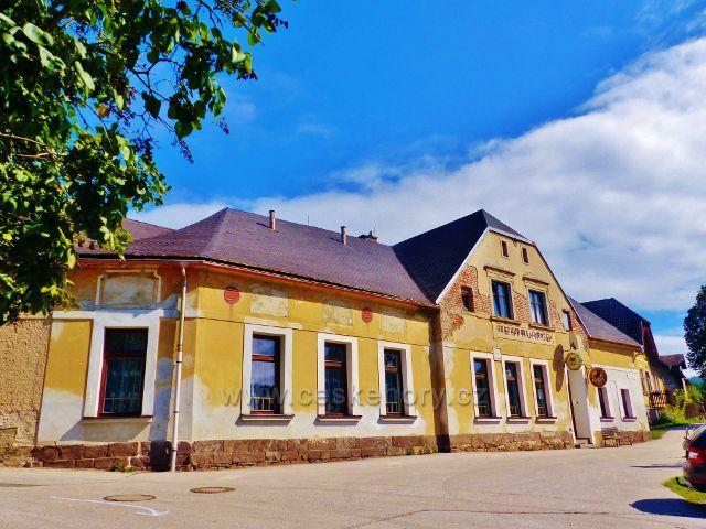 Semily - objekt bývalé restaurace v Bítouchově