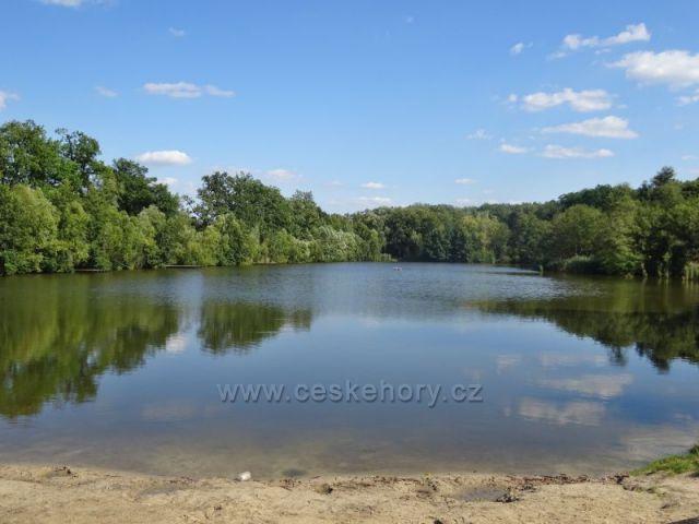 rybník Bažantník - Sedmihorky