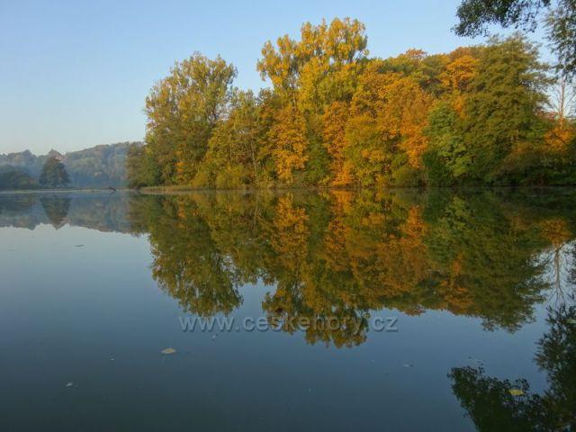 Rokytnický rybník u Borku