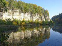 Údolí Plakánek - rybník Obora