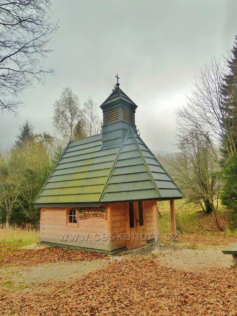 Kletno - kaple svatého Bernarda