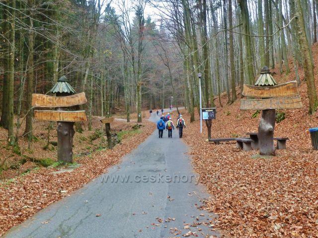 Kletno - brána do přírodní rezervace