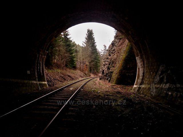 Tunel jménem čas.