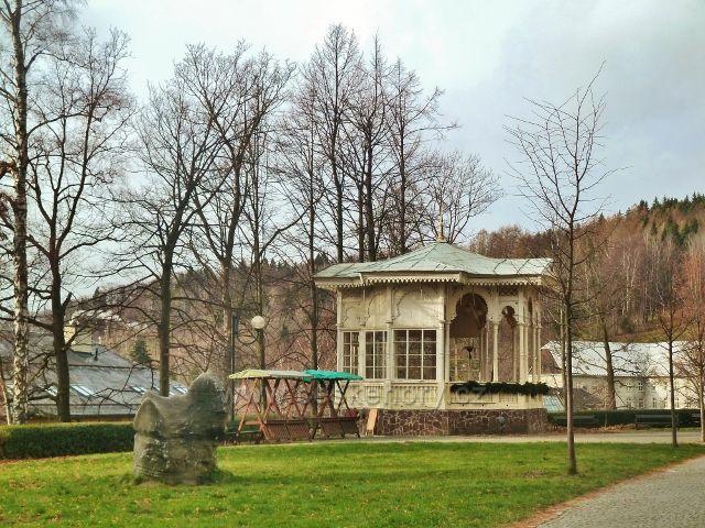 Lázně Jeseník - Hudební pavilon