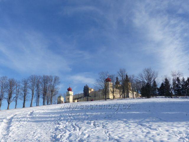 Králíky, Mariánský kopec - klášter Hora Matky Boží Hedeč