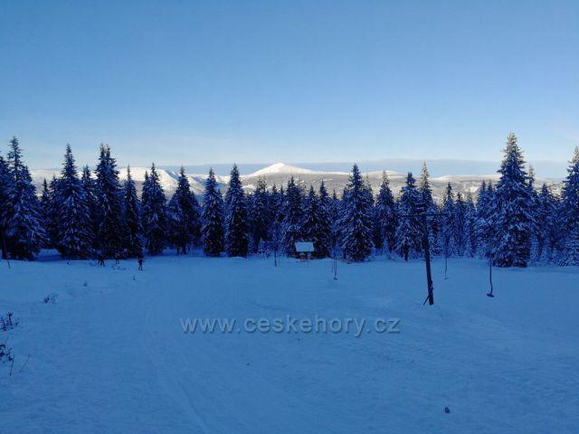 Pohled z Černé hory