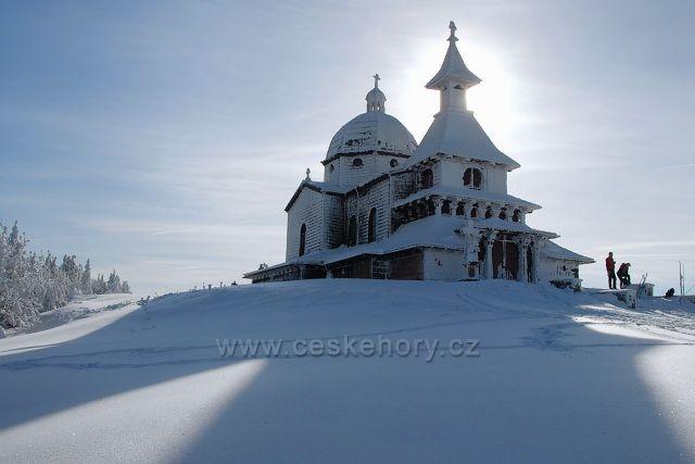 Kaple na Pustenách