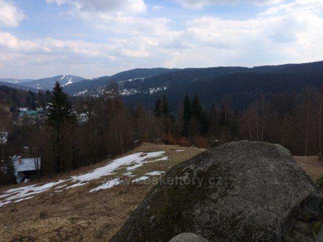 Josefův Důl - Čertovy kameny