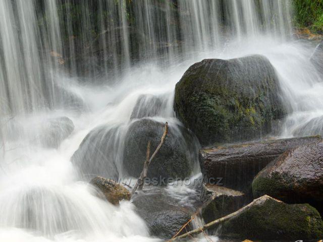 Vodní tříšť
