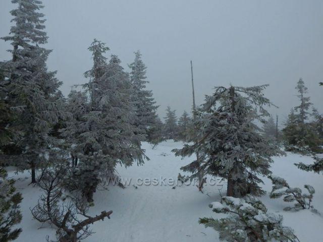 traverzem na Sněžku