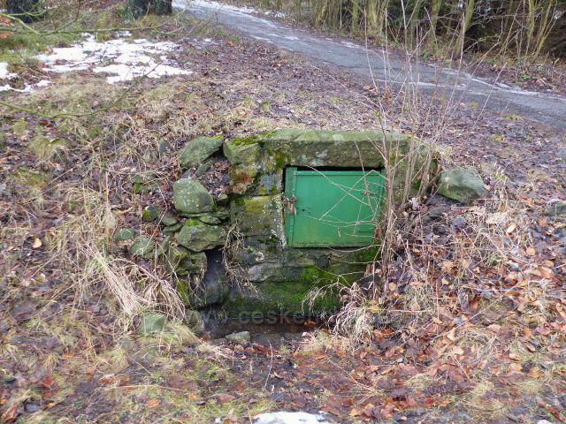 Malé Svatoňovice - odvodňovací štola Nejsvětější Trojice