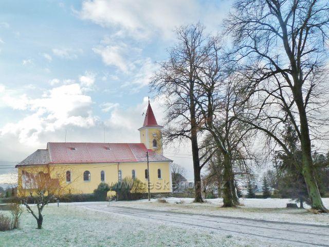 Kunvald - kostel sv. Jiří