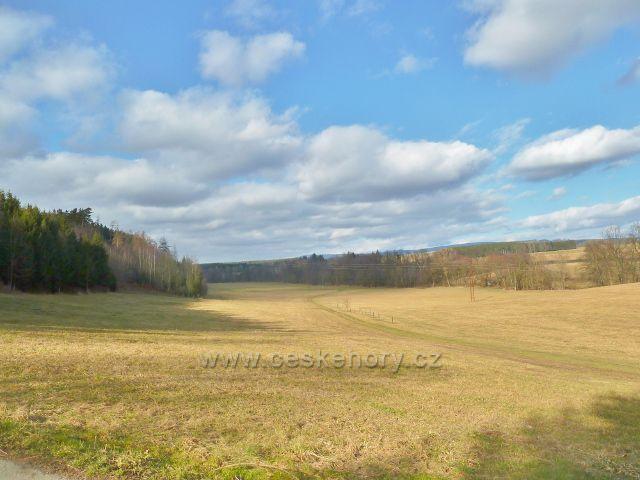 Kunvald -. údolí Rokytenky