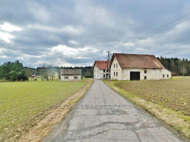 Žamberk - osada Kněžství