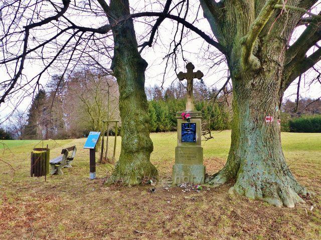 Vrbice - Bednářův kříž