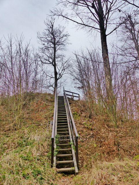 Potštejn - areál hradní zříceniny Velešov