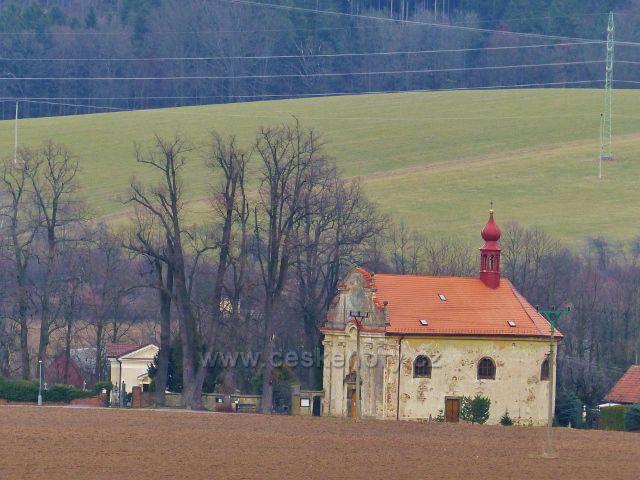 Potštejn - kostel sv.Marka