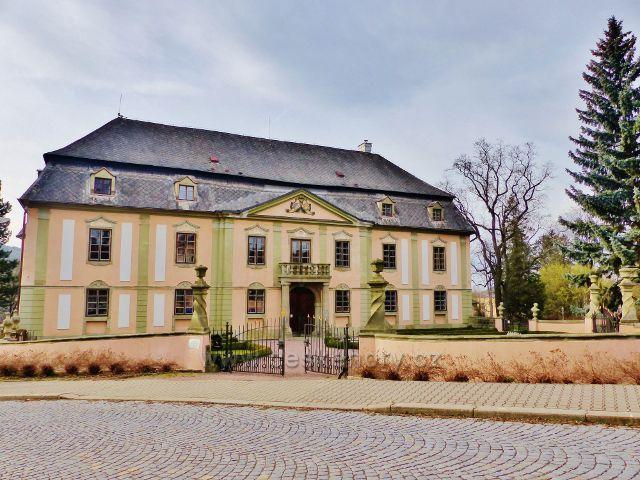 Potštejn - zámek