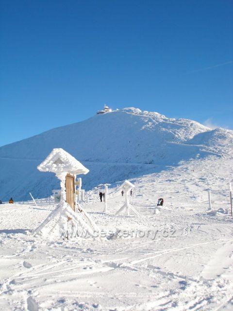Sněžka, Krkonoše