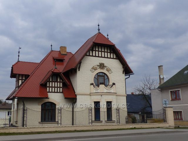 Žamberk- Havlíčkova vila