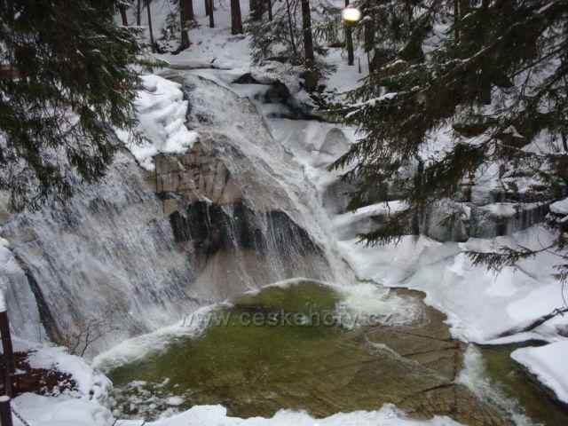 Mumlavaské vodopády, Krkonoše