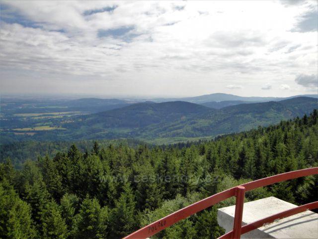 Zlatohorská vrchovina