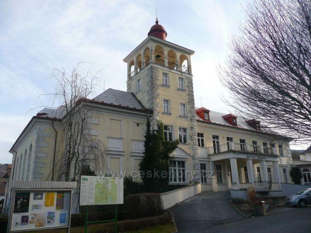 Zlaté Hory - sanatorium Edel