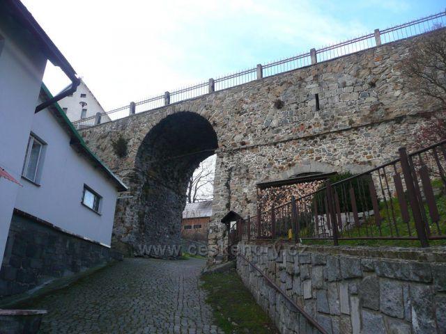Žulová - most