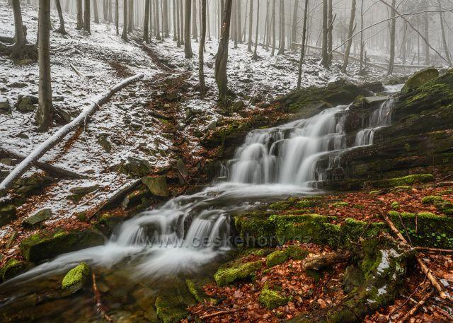 Zimný potok