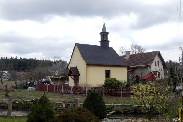 Kaple sv. Jana a Pavla mučedníků v Polomu