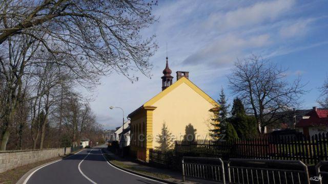 Potštejn, kostel Evangelické jednoty bratrské