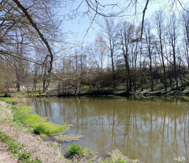 Údolím Knapoveckého potoka