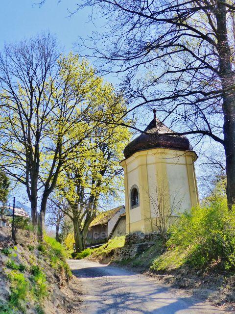 Žamberk - kaple sv. Anny v ulici U Kapličky