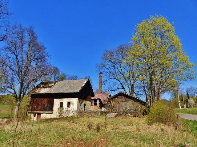 Kunvald - Keprtův mlýn