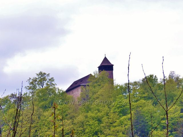Litice - litický hrad