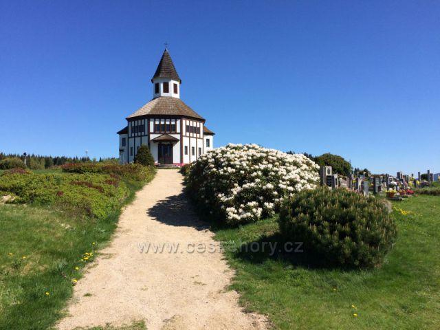 Tesařovská kaple - Kořenov