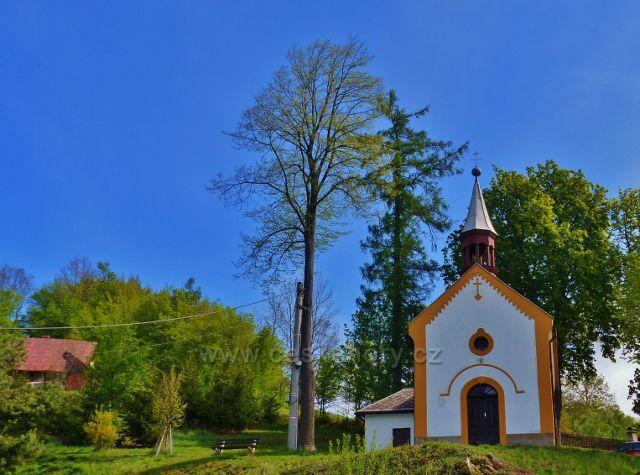 Hejnice - kostel sv. Antonína z Padovy