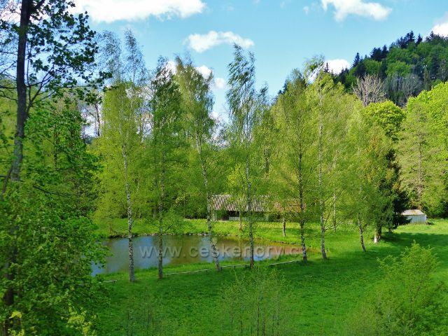 Kunvald - Rybník na Rokytence